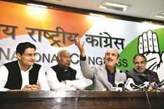 BJP and Congress spar over parliament session