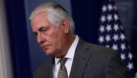 'UAE lobbied for Tillerson removal'