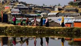 Myanmar operation against Rohingya 'ethnic cleansing': US