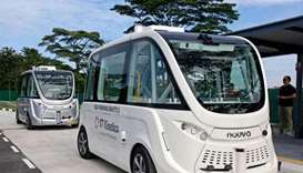 Singapore to deploy driverless buses from 2022: minister