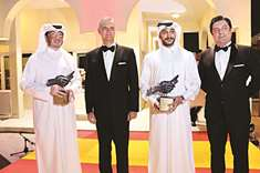 Spanish Business Council awards presented