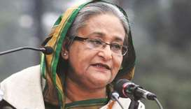 Hasina slams judiciary for wasting time on 'petty' cases