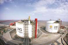 China LNG imports jump to second highest on record