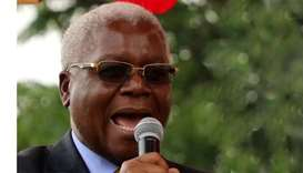 Ousted Zimbabwe finance minister Chombo in court to face corruption charges