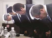 Japan Inc's prowess tainted as another firm says data faked