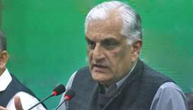 Pakistan Law Minister Zahid Hamid resigns over hardline protests