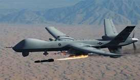 Drone strike 'kills 4 Qaeda suspects' in Yemen