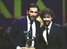 Goalkeeper Buffon wins Italy's best player award