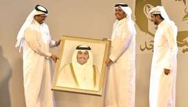 FM felicitated at Qatar University alumni reunion