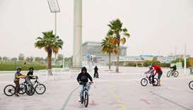 Aspire Zone ready for winter activities