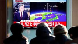 N Korea says new ICBM puts US mainland within range of nuclear weapons