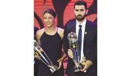 Syria's Khrbin named Asia's player of the year