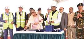 Hasina gives go-ahead to nuclear power plant