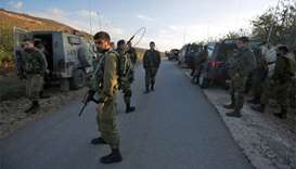Bomb attack kills 9 in Syria Golan Heights village