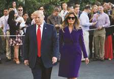 High-stakes for Trump on Asia trip