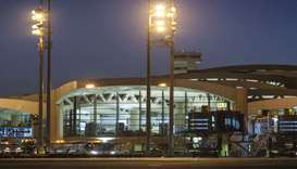 Riyadh's King Khaled International Airport