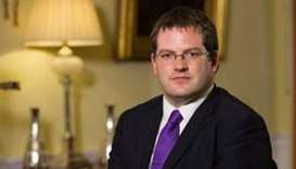 Scottish minister quits over 'inappropriate behaviour'
