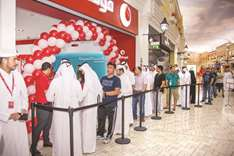 Vodafone Qatar delivers iPhone X to customers