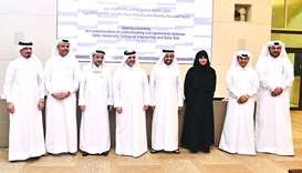QU, Qatar Rail to collaborate on research, info exchange
