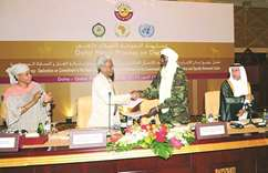 Qatar plays vital role in reducing conflicts: UN