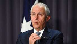 Australia - Turnbull