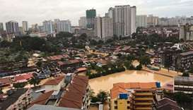 Seven killed, thousands evacuated in flash floods in Malaysia