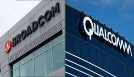Broadcom offers $103 bn for Qualcomm, sets up takeover battle