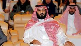 Saudi crown prince accuses Iran of 'direct aggression'