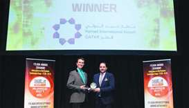 HIA recognised as 'Best Airport in West Asia'
