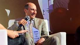 Qatar Airways Group Chief Executive Akbar al-Baker has been named the 'Aviation Executive of the Yea