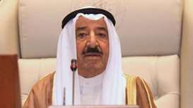 Kuwait to continue efforts to solve Gulf crisis