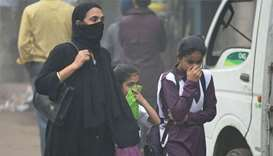 Schools shut in Delhi amid alarm over high pollution
