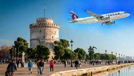 Qatar Airways to launch service to Thessalonik, Greece