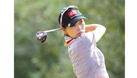 Sun Young-Yoo of Korea takes early LPGA lead