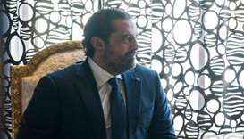 Lebanon believes Hariri held in Saudi Arabia: official