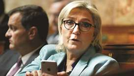 Le Pen stripped of French immunity over IS pictures