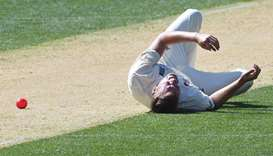 Ball injured as England take lead in tour game