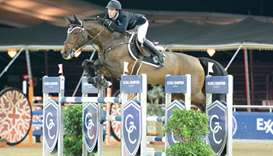Maikel-Verdi duo steal the show on first day of GCT