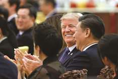 China, US sign trade deals worth $250bn