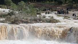 Floods in Jordan kill 11, force tourists to flee Petra