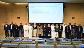 Attendees of the lecture