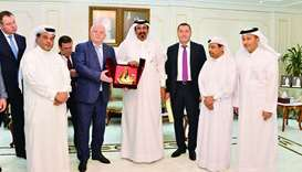 Ukraine offers Qatar investment opportunities in energy, agri, SME sectors