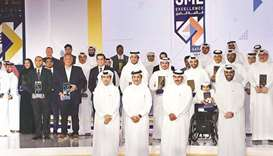 QDB honours top 50 SMEs at 'SME Excellence List 2018'