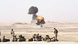 Qatar-US troops conclude joint exercise