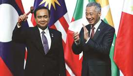 Thais take Asean chair, haunted by past summit chaos