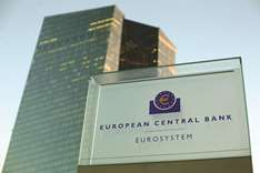 ECB policy makers try to keep a brave face on shaky economy