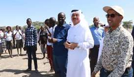 Qatar Charity brings succor to drought-hit project in Kenya
