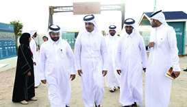 Al Enna tourism development project officially launched