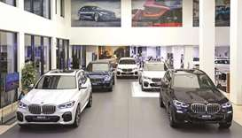 Alfardan Automobiles delivers first batch of new X5 to BMW customers