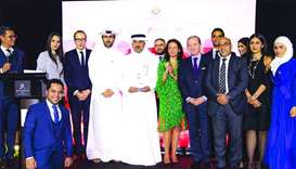 Al Sulaiti Law Firm received the 'Qatar Law Firm of the Year' at the Third LexisNexis Qatar Business